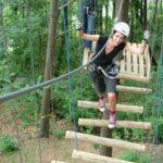 Parchi avventura e foto d'adrenalina, per riscoprire la fiducia in se stessi