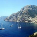 Le meravigliose coste della Campania